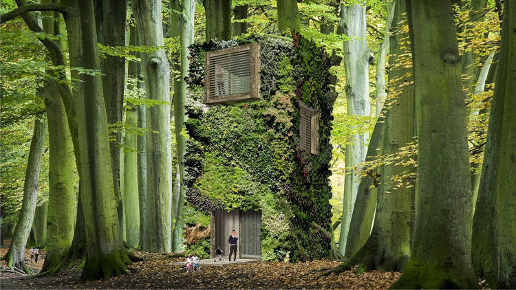 7_Dutch architect forest-city