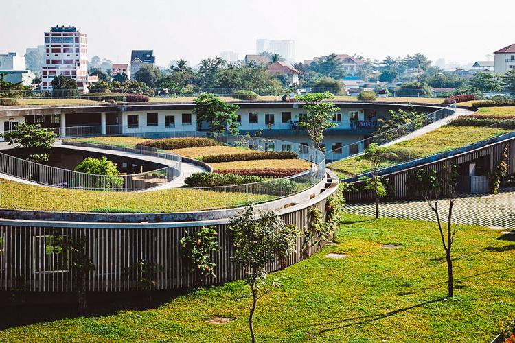 9_sustainable Vietnamese school