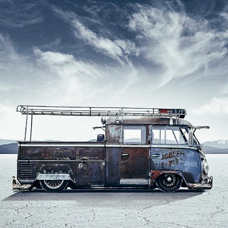 10_customized VW camper vans