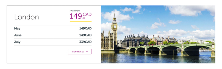 3_$99 flights from Canada to Iceland