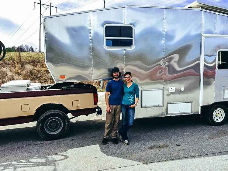 3_eco-trailer that runs on vegetable oil