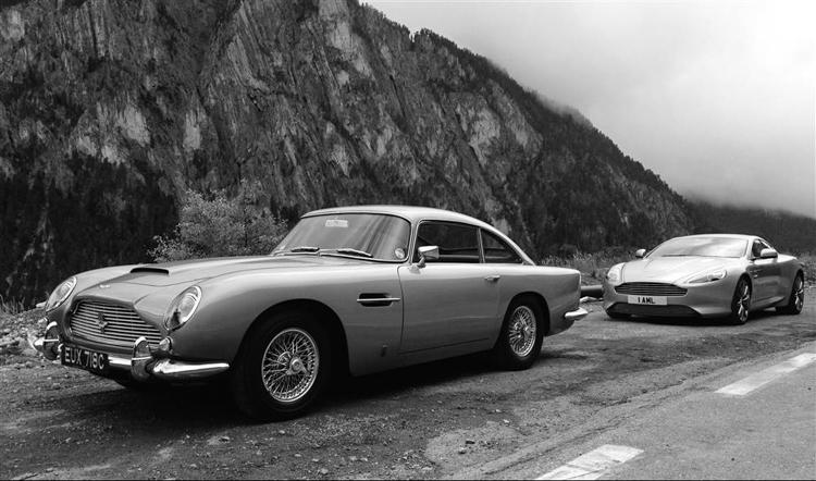 5_Aston Martin Electric Car