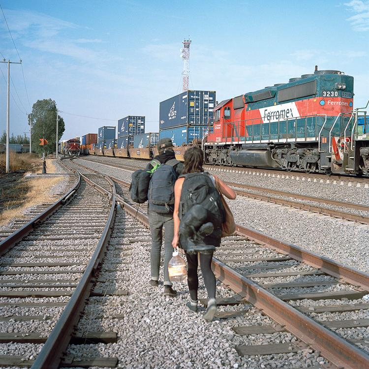7_train-hopping from Mexico to Alaska