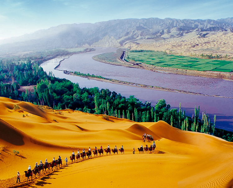 8_China Great Green Wall