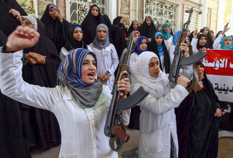 3_Female suicide bombers
