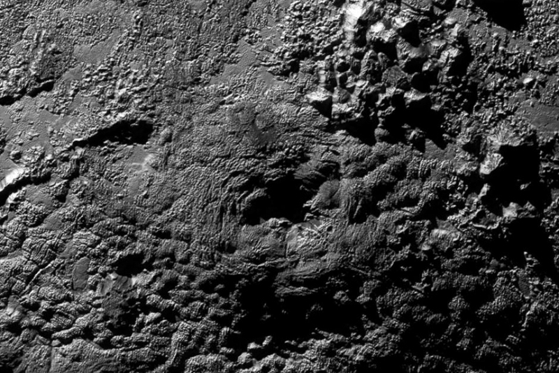 3_Ice volcanoes on Pluto