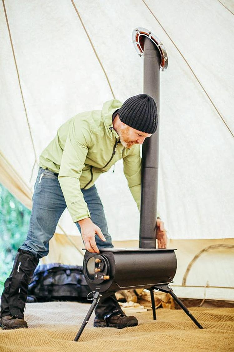 3_Portable wood-stove