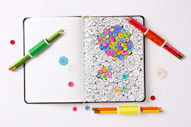 4_adult colouring books