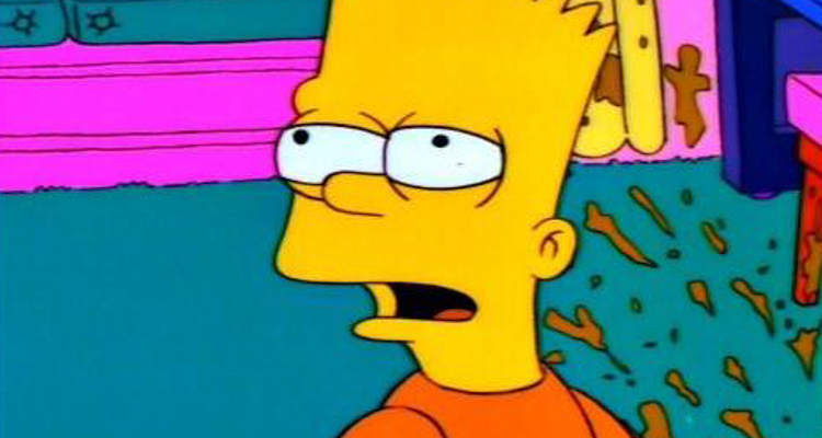 4_watching The Simpsons on LSD