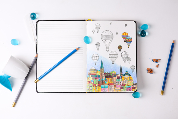 5_adult colouring books