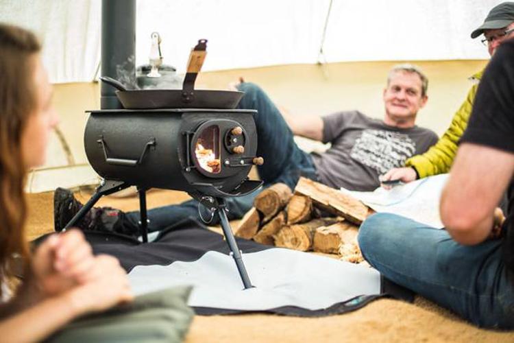 6_Portable wood-stove