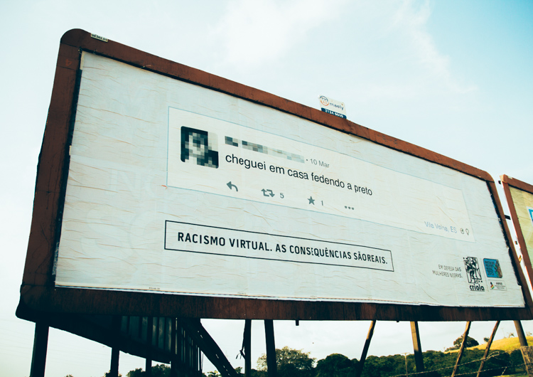 3_ad campaign is shaming racists