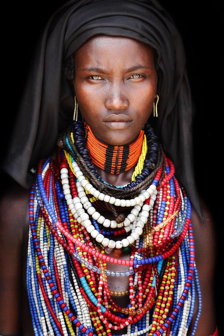 11-image (Arbore girl, Ethiopia)