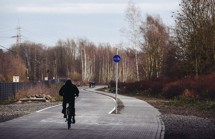 2_Germany's new 100-kilometre bike highway