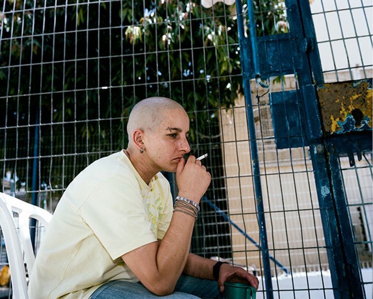 4_Israel's only woman-exclusive prison