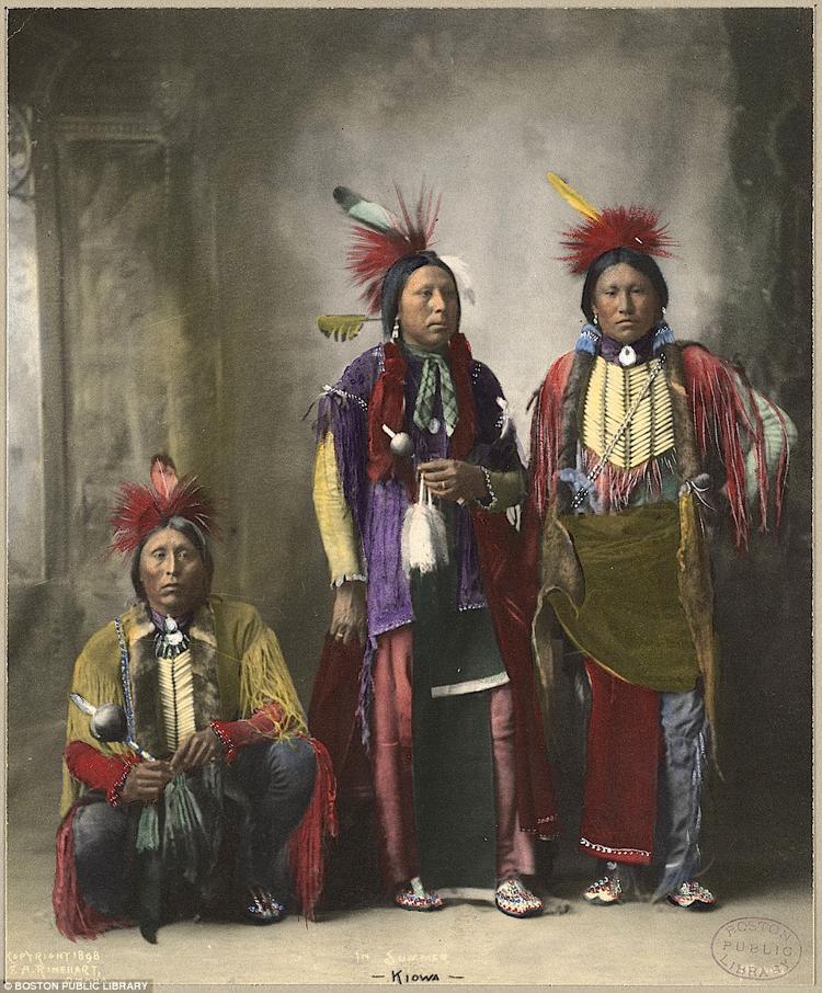 13_Native American Colorized Photos