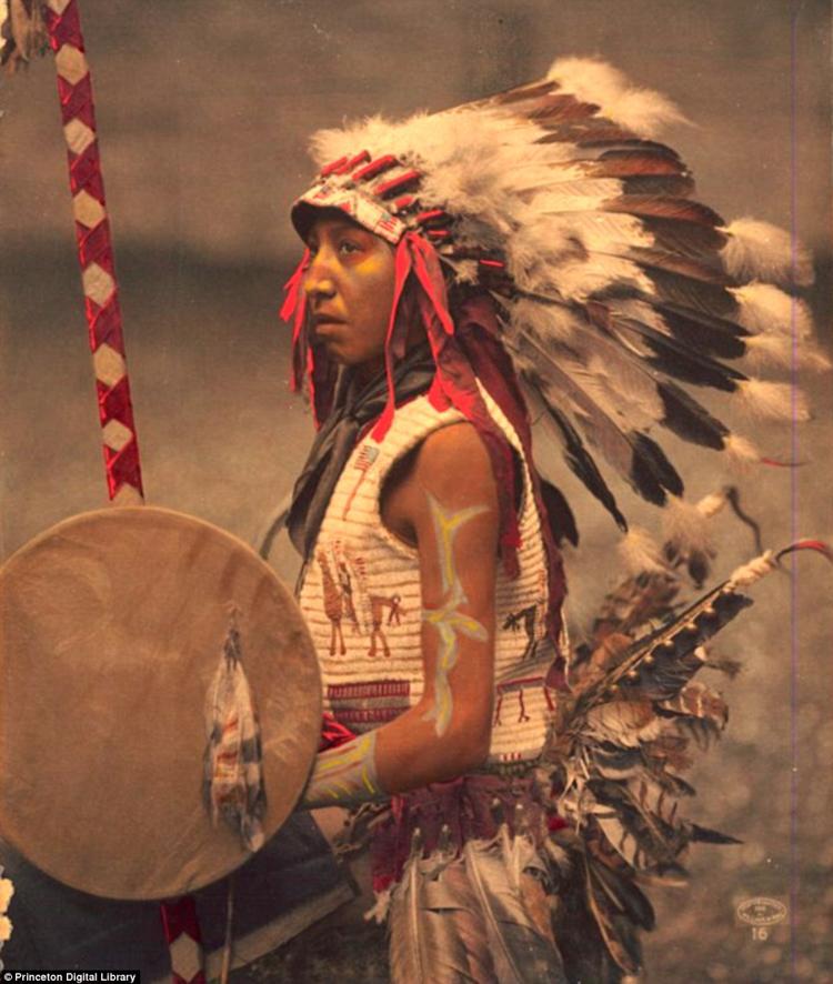 14_Native American Colorized Photos