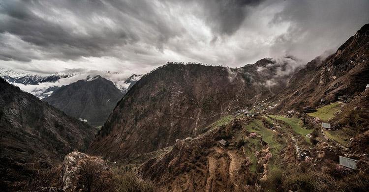 1_Himalayan cannabis village