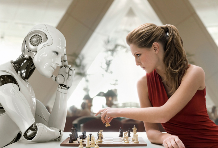 2_download a dead person's personality into a robot