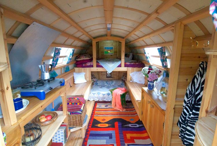 2_rent a custom Gypsy Caravan