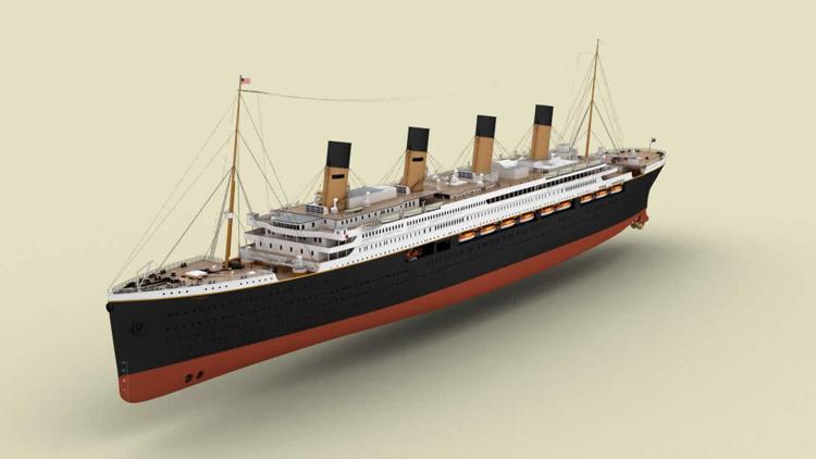 4_peek inside Titanic II