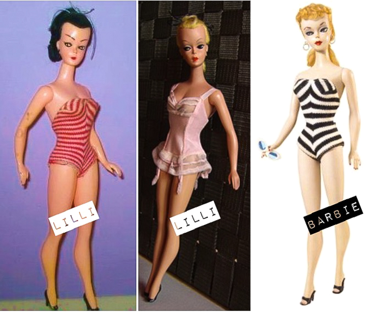 5_Barbie Doll is based on a German call girl