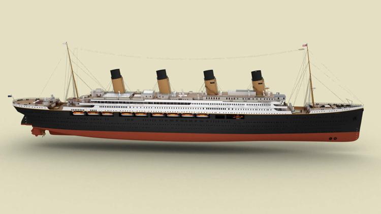 5_peek inside Titanic II