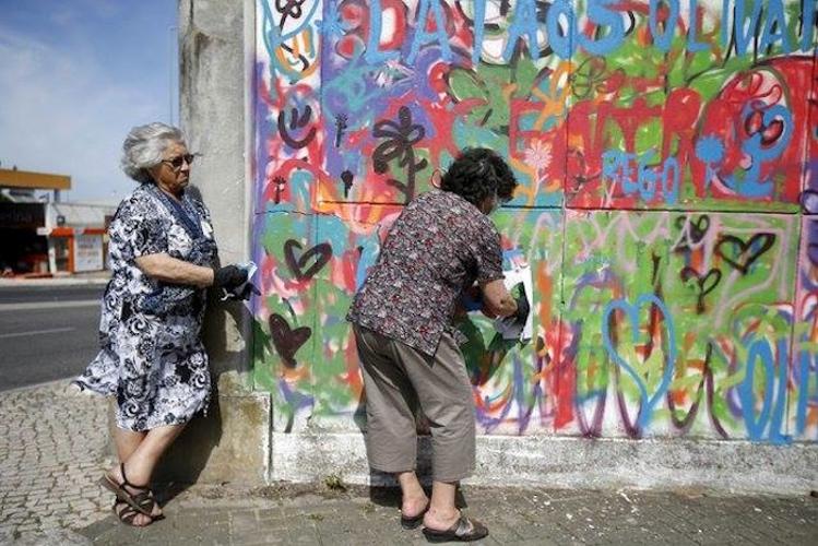 8_Grandma Graffiti Gangs Portugal