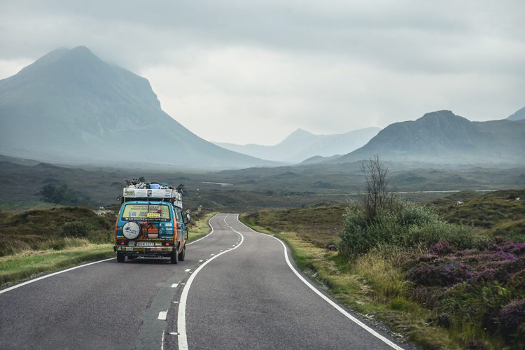 9_couple travelled $8 a day in their VW van