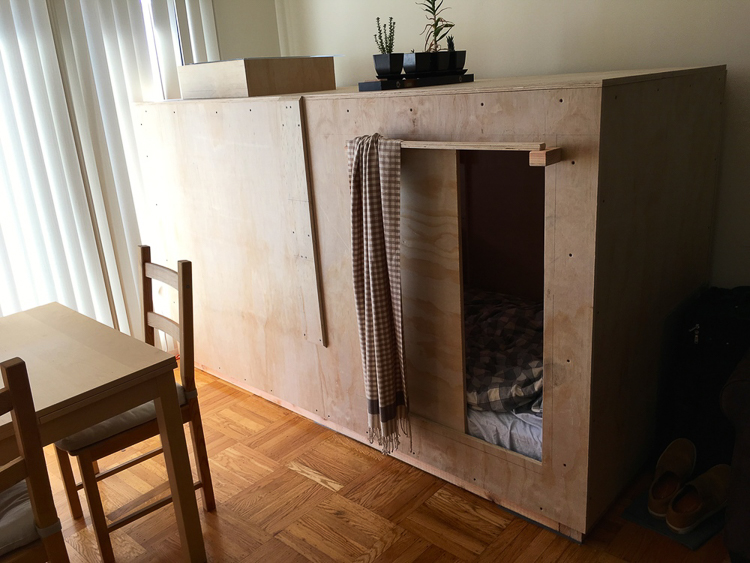 2_living in San Francisco for $500 per month