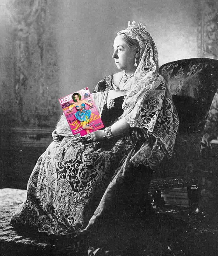 5_Queen Victoria a borderline nymphomaniac