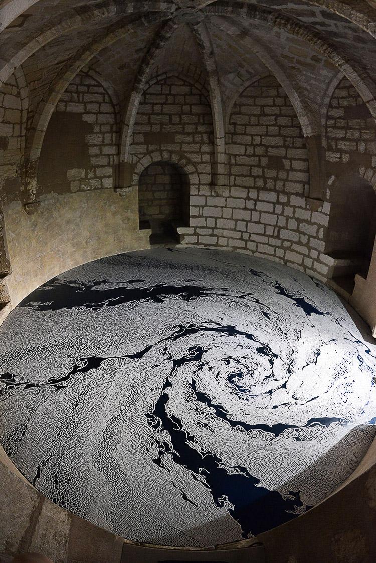 2- salt labyrinths