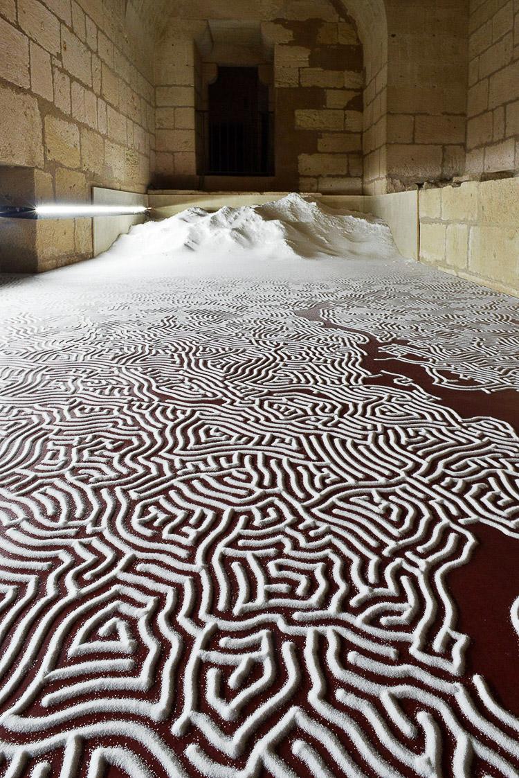 6- salt labyrinths