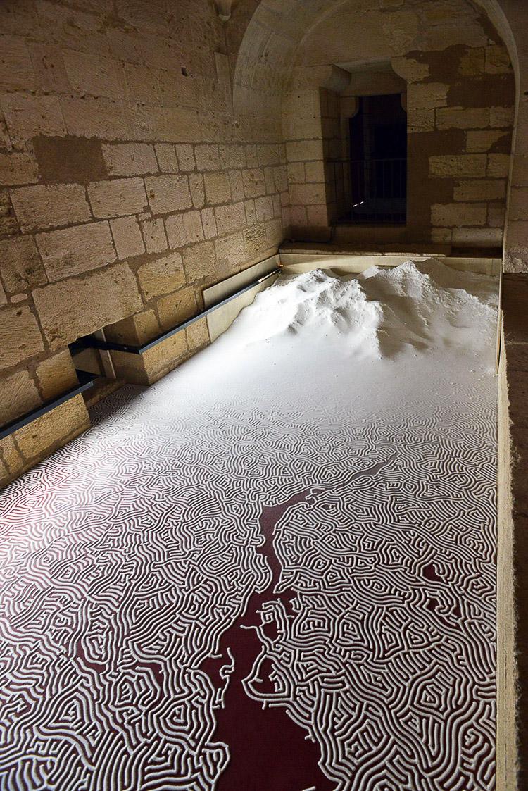 8- salt labyrinths