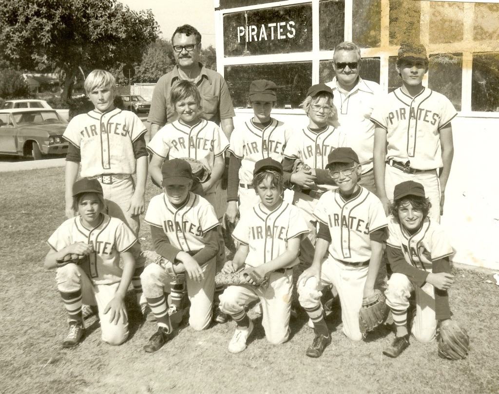 In the afternoon – in the cooler parts of the year – I would have a baseball game. We played as a part of the Little League based at ARAMCO.