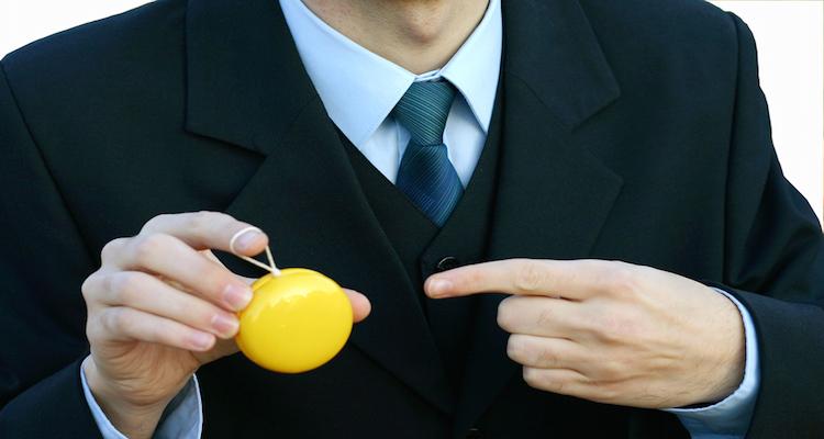 business yo-yo