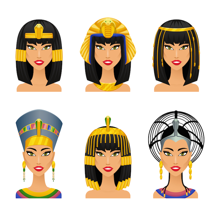 Cleopatra Egyptian Queen