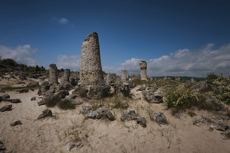 Pobiti kamani, Varna Province, Bulgaria