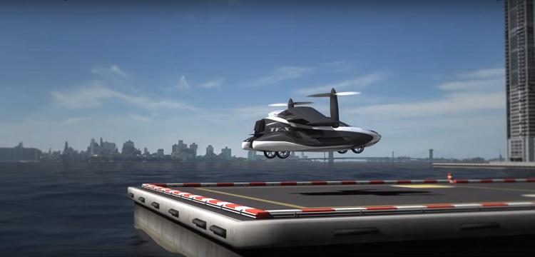 Flying Cars 7