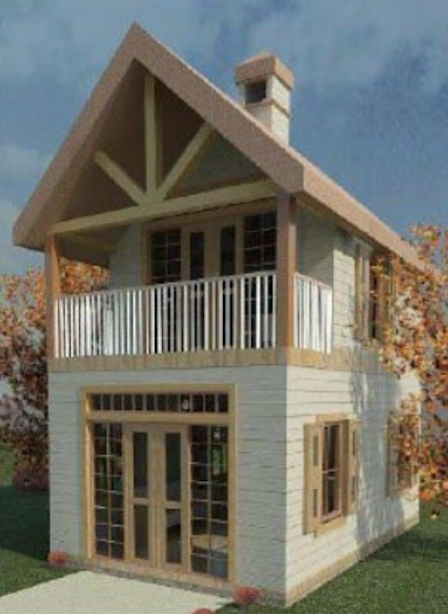 Tiny house plans you can download for free