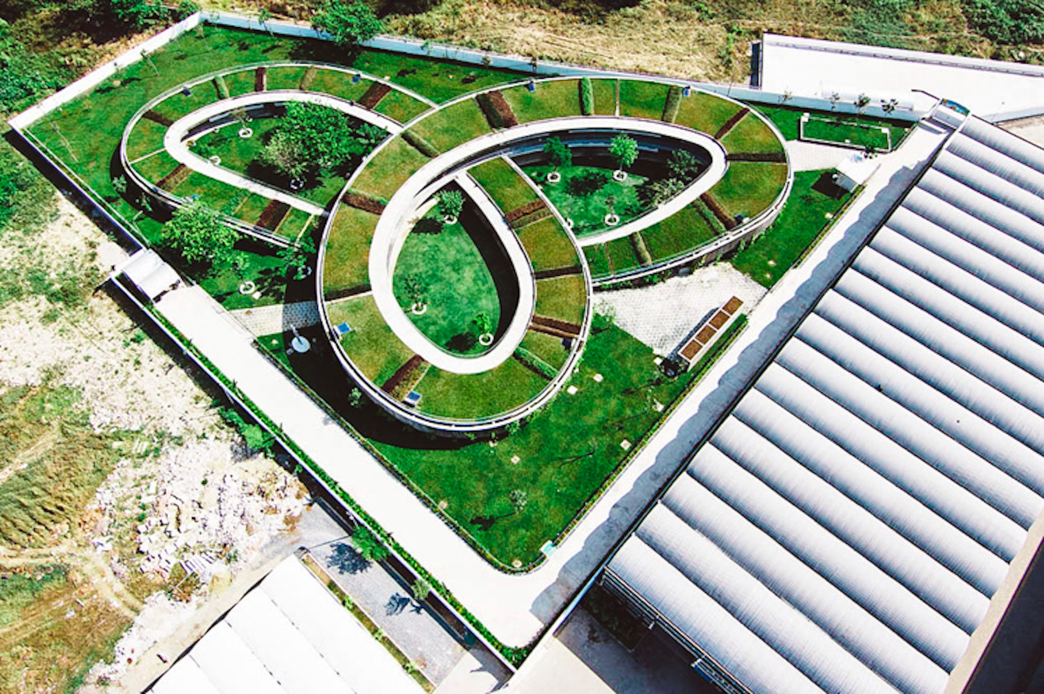 Eco Spaces And Eco Gardens The 10 Best Sustainable Initiatives