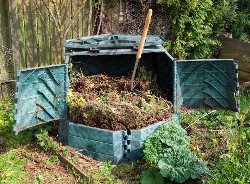 eco garden compost