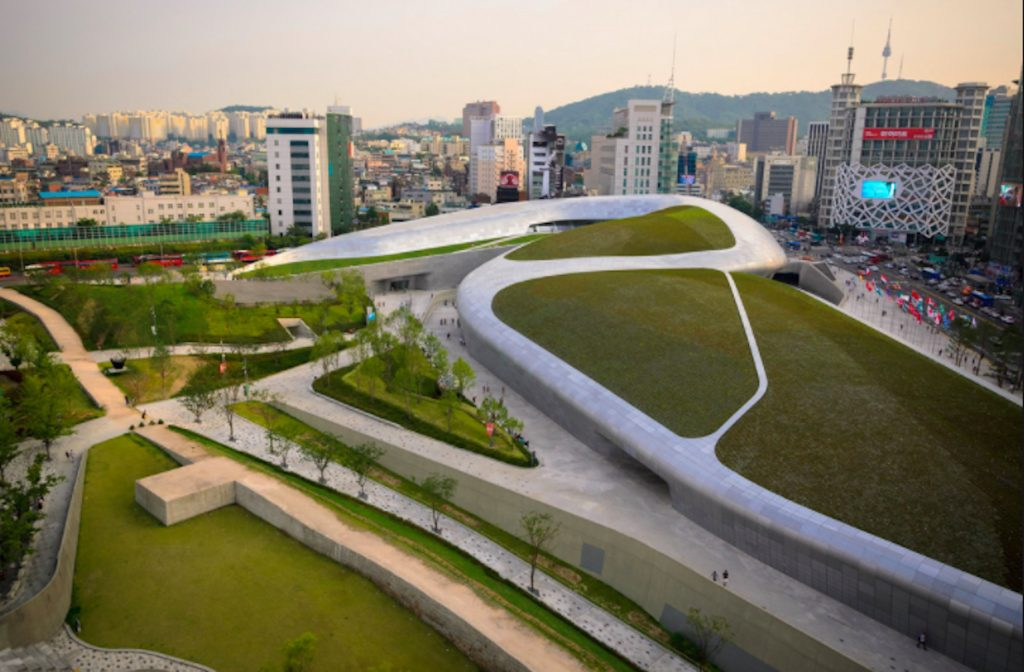 innovative eco garden