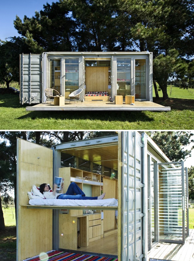 Shipping container homes- 5 things to consider before owning one_1