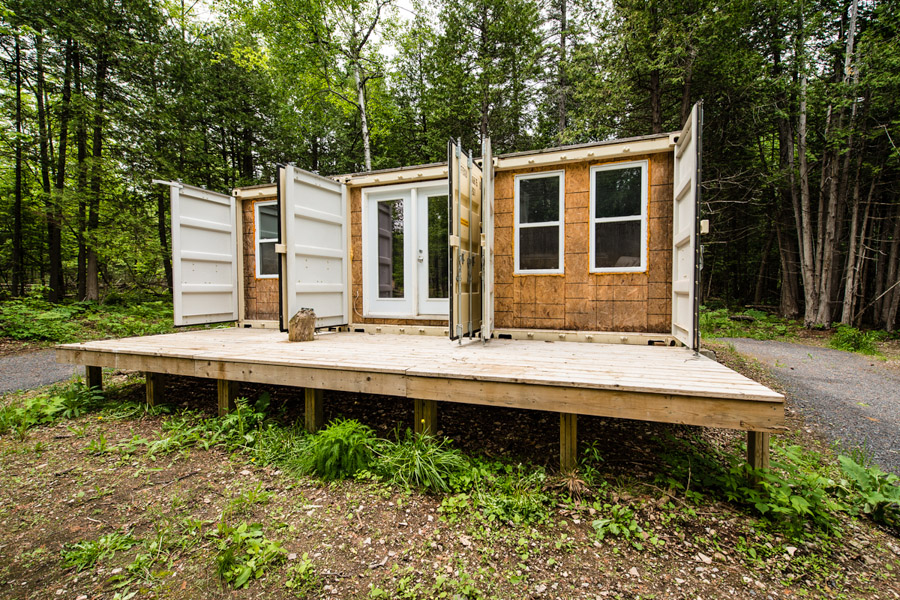 Shipping container homes- 5 things to consider before owning one_2