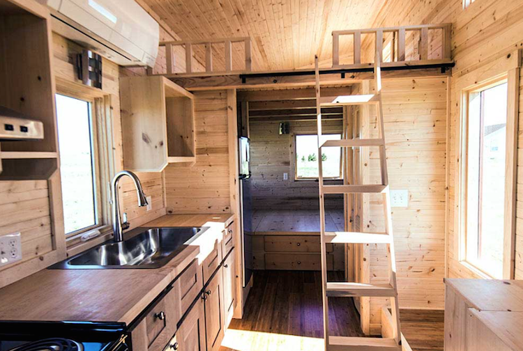 Tiny House On Wheels Floor Plans Get The Here